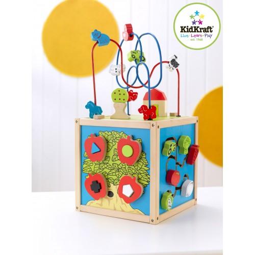 Kidkraft Bead Maze Play Cube