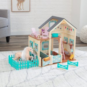Kidkraft Sweet Meadow Horse Stable