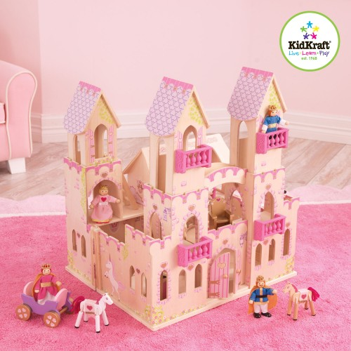 Kidkraft Princess Castle with Furniture