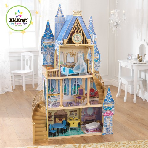 Disney® Princess Cinderella Royal Dreams Dollhouse