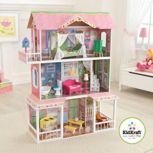 Kidkraft Sweet Savannah Wooden Dollhouse