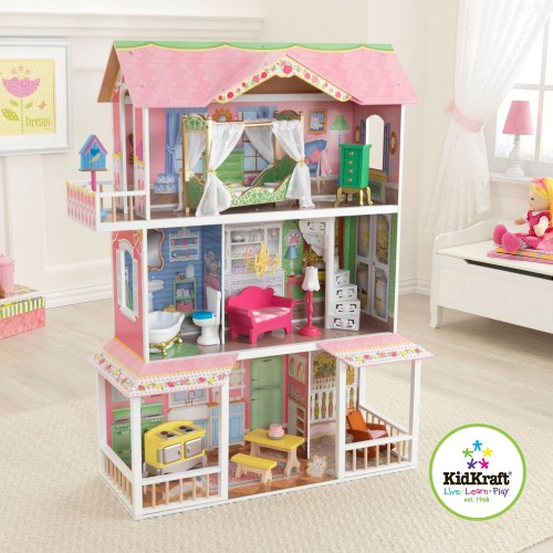 Kidkraft Sweet Savannah Wooden Dollhouse