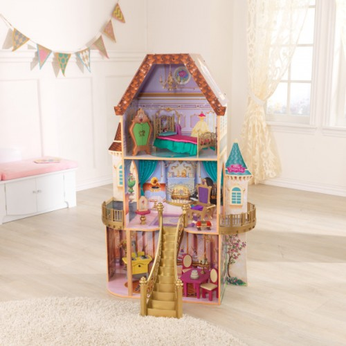 Kidkraft Disney® Princess Belle Enchanted Dollhouse