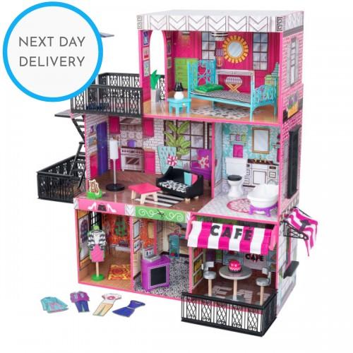 Kidkraft Brooklyn's Loft Dollhouse