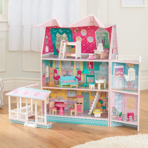 Kidkraft Abby Manor Dollhouse