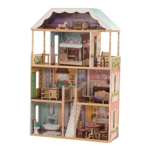 Kidkraft Charlotte Dollhouse with EZ Kraft Assembly ™