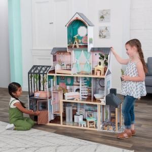 Kidkraft Celeste Mansion Dollhouse with EZ Kraft Assembly™