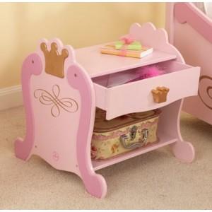 Kidkraft Princess Toddler Bedside Table