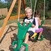 Kidkraft Brookridge Climbing Frame and Swing playset