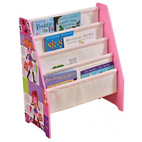 Liberty House Toys Fashion Girl Book Display