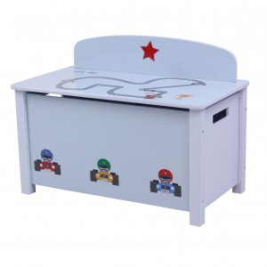 Liberty House Toys Star Cars Wooden Toy Box