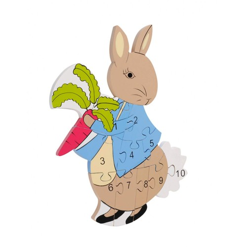 Orange Tree Toys Peter Rabbit Number Puzzle