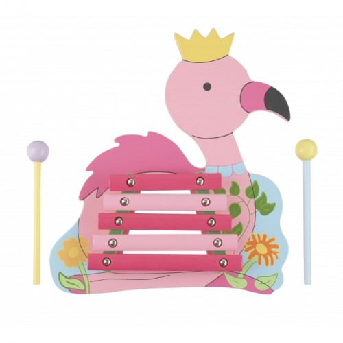 Orange Tree Toys Flamingo Xylophone