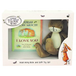 Guess How Much I Love You Book and Soft Toy Set