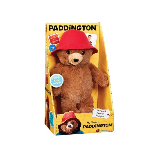 My Name Is Paddington Talking Toy