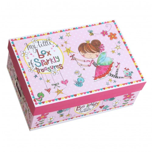 Rachel Ellen Girls Keepsake Box