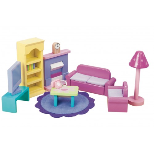 Le Toy Van Sugar Plum Living Room Set
