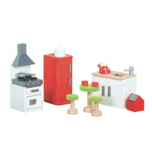 Le Toy Van Sugar Plum Kitchen Set