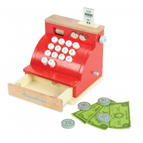 Le Toy Van Cash Register Till