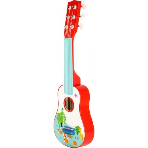 Small Foot Little Fox Guitar