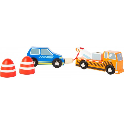 Small Foot Tow Service Car Set