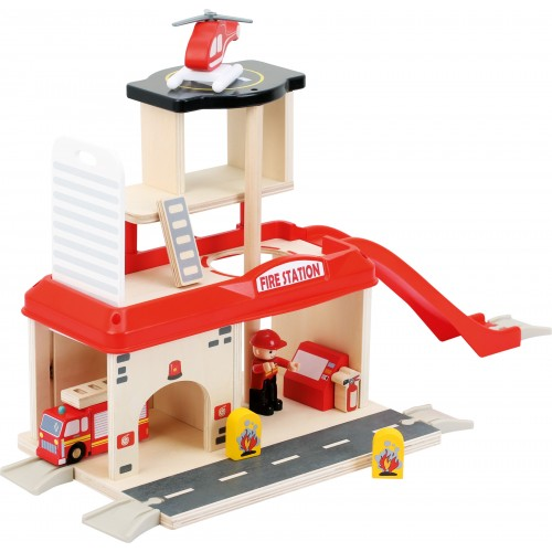 Legler Small Foot Fire Station Play Set