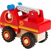 Small Foot Wooden Fire Engine