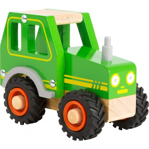 Small Foot Wooden Tractor