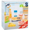 Small Foot Fresh Cold and Frozen Food Set