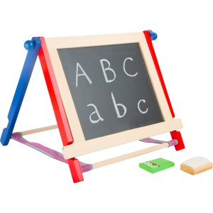 Small Foot Double Sided Table Top Blackboard