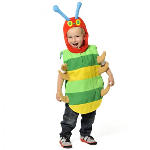 Caterpillar Tabard  3-5 years
