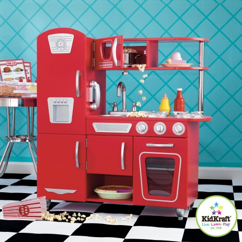 Kidkraft Red Vintage Kitchen